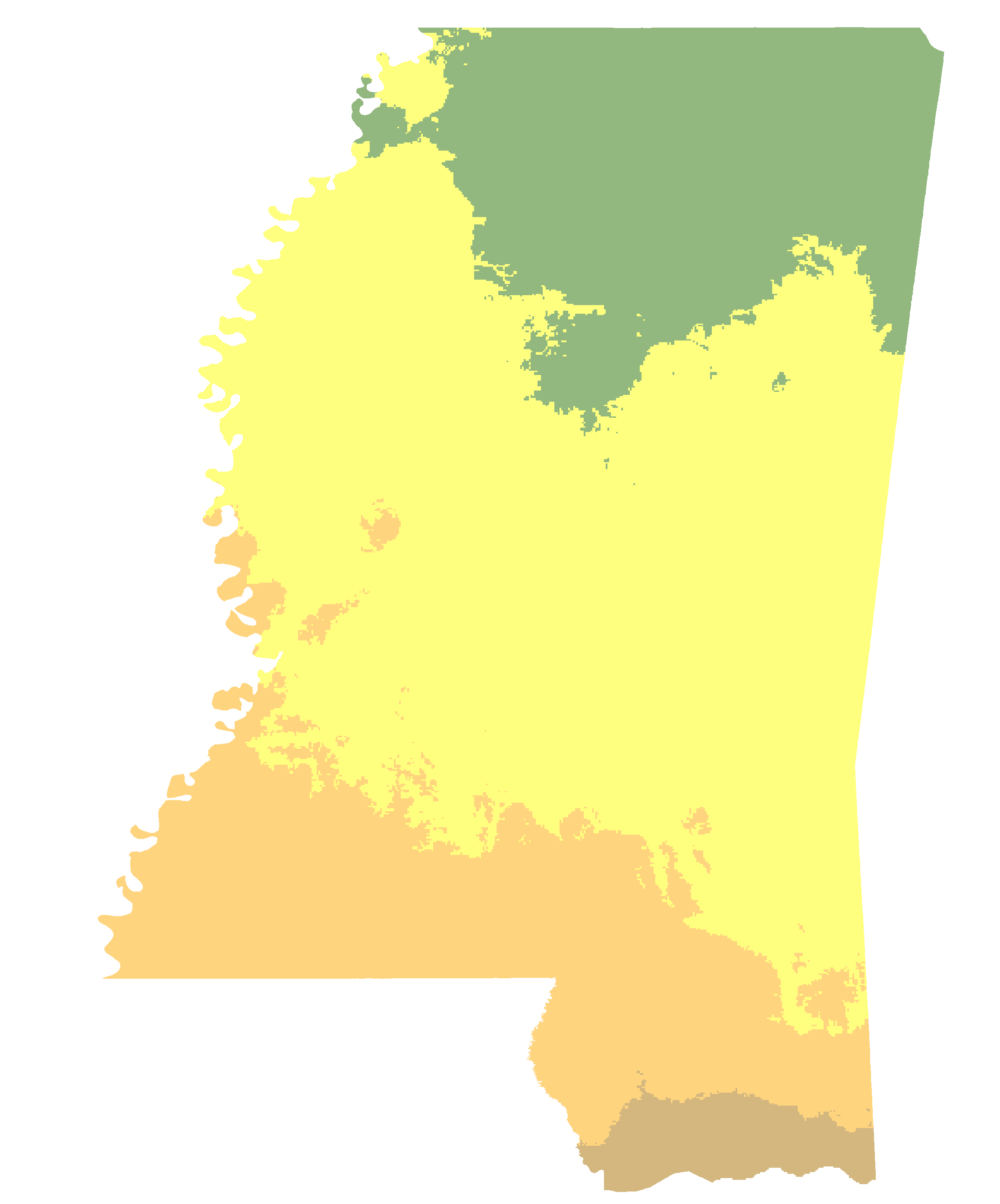 Mississippi george county - George County Mississippi Is In Usda Hardiness Zones 8a And 8b